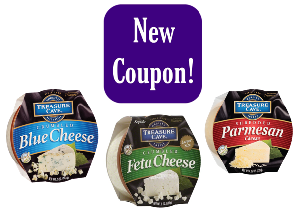 Save 0 50 On 1 Treasure Cave Cheese Product