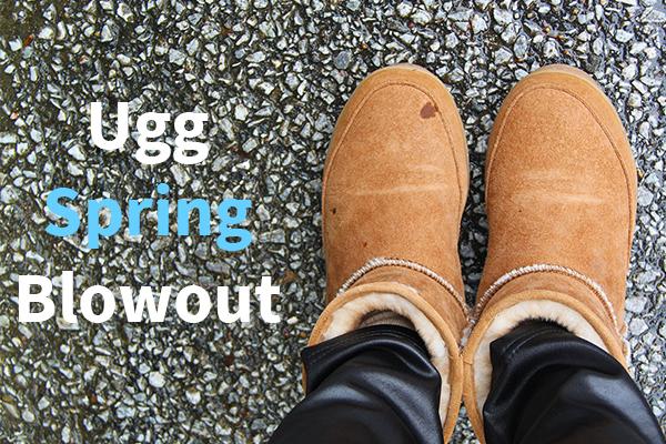 4f2ffc88aef Ugg Spring BLOWOUT – Free Shipping