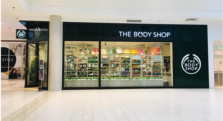 body shop voucher in store