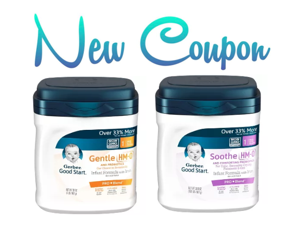 graphic regarding Gerber Printable Coupons identified as Printable Coupon: Help save $5.00 upon any Gerber System