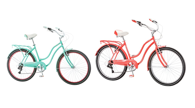 Women's Schwinn Perla 26-Inch Tire Cruiser Bike $159 99 + earn $30
