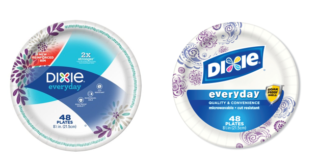 Walgreens: Stock up on Dixie Paper Plates