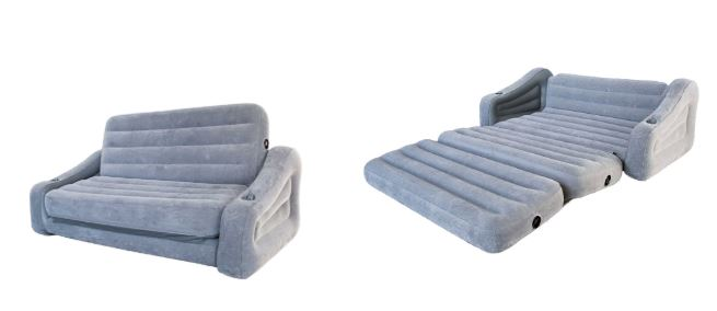 Awe Inspiring Clearance Intex Inflatable 2 In 1 Pull Out Sofa Couch And Beatyapartments Chair Design Images Beatyapartmentscom
