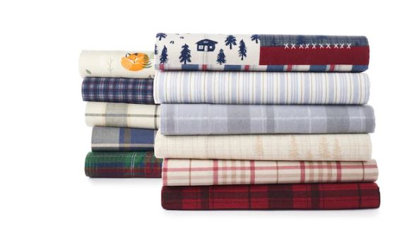Kohl S Clearance Queen Cuddl Duds Flannel Sheet Sets Only 6 29 Reg 89 99 Free Shipping