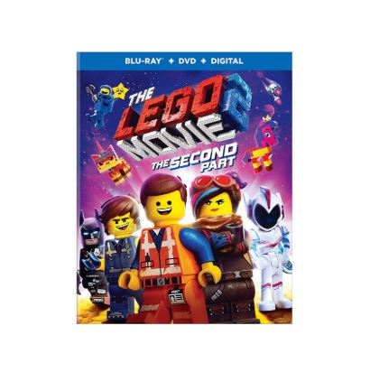 Amazon WOW PRICE: The Lego Movie 2: The Second Part (Blu-Ray