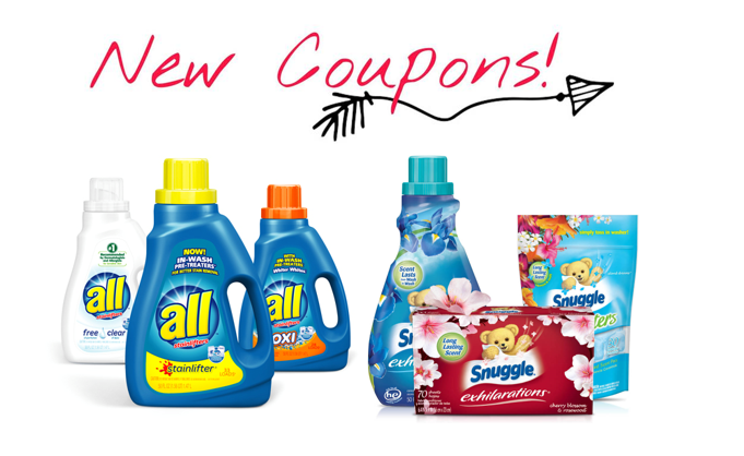 graphic regarding Snuggle Coupons Printable called Printable Coupon codes: Conserve $1.50 upon All Snuggle Laundry Treatment