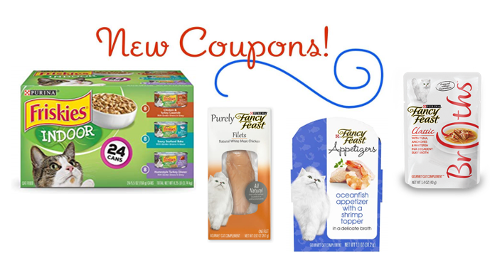 picture about Fancy Feast Printable Coupons identify Printable Discount codes: Help you save $6.00 upon Friskies and Extravagant Feast
