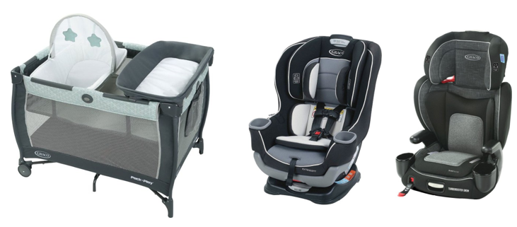Huge Savings On Graco Baby Products