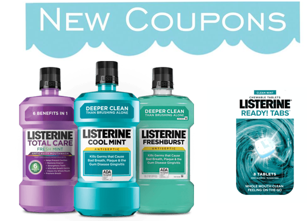photograph relating to Listerine Coupons Printable referred to as Printable Coupon codes: Conserve $2.00 upon Listerine