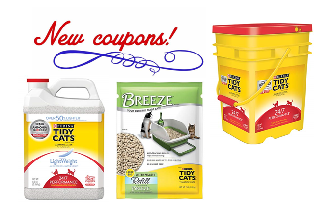photograph about Tidy Cat Printable Coupons referred to as Printable Discount coupons: Help you save $3.50 upon Purina TIDY CATS cat clutter
