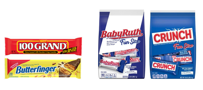 Printable Coupons: Save $1.25 on Butterfinger, CRUNCH ...
