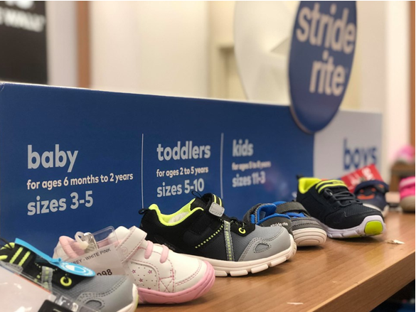 photograph about Stride Rite Printable Coupon named Stride Ceremony: $19.95 FLASH SALE!