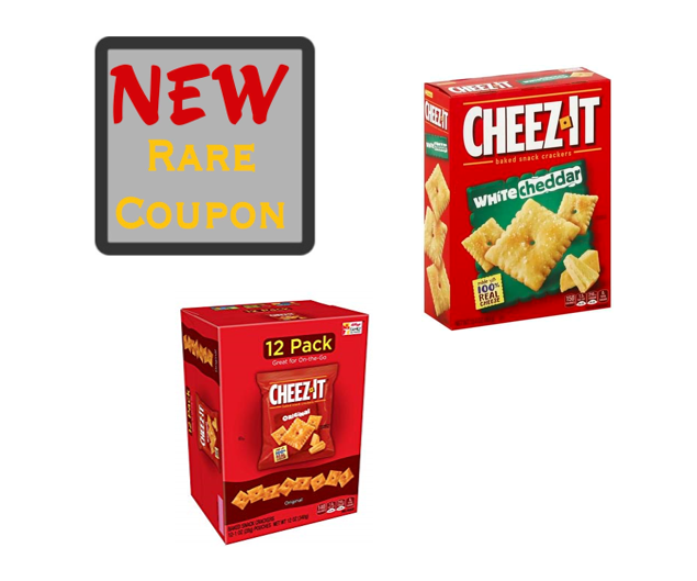 photograph relating to Cheez It Coupon Printable referred to as Printable Coupon: Preserve $1.00 upon any Cheez-It Baked Snack