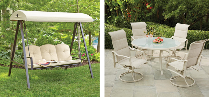 Deal of the Day: 50% off Patio Furniture + FREE Delivery on Dollar General Chaise Lounge id=33080