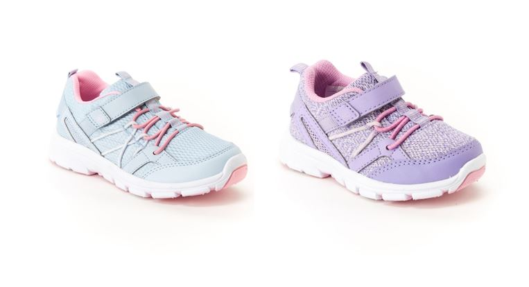 graphic regarding Stride Rite Printable Coupon titled Stride Ceremony Ocean Little one Women Shoes Simply just $14.00 (reg