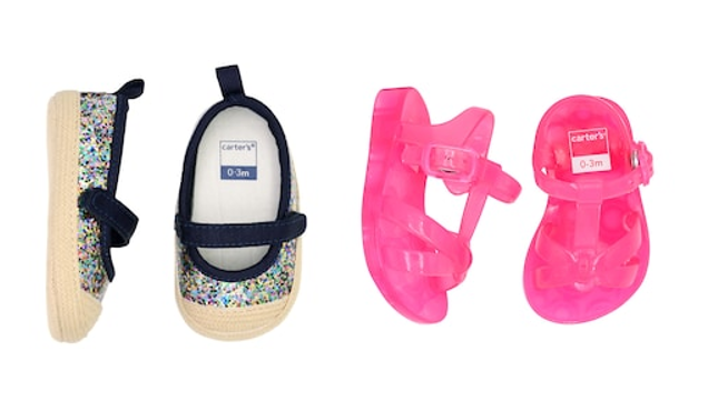 Baby Girl Shoes $3.77 + FREE Shipping
