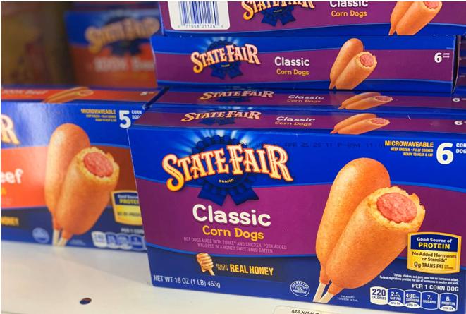 Target: State Fair Corn Dogs $1.45