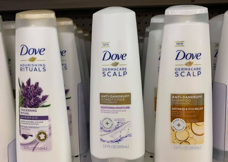 Printable Coupons Save 5 00 On Dove Hair Care Products