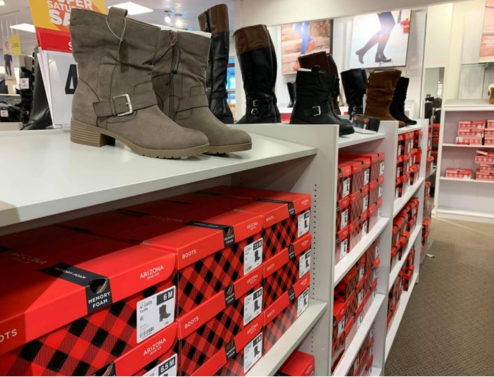 JCPenney: Boots \u0026 Booties Clearance