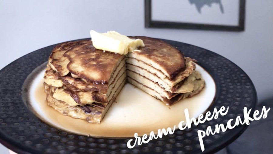 Keto Creamcheese pancakes