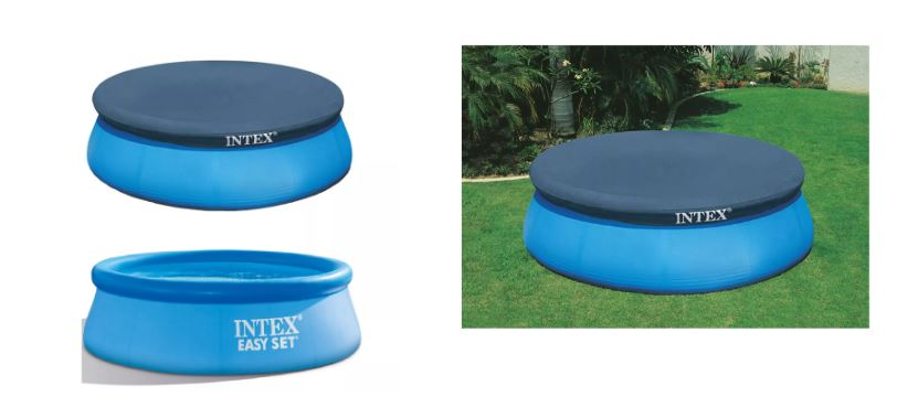 Target On Sale In Stock Intex 8ft Above Ground Swimming Pool With Cover