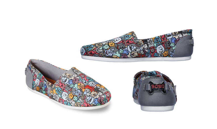 Skechers BOBS Plush Woof Party Slip-Ons